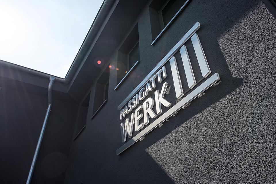 Logo des Werk Drei von der Straße